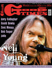 GoodTimes 1-2018 Neil Young, David Bowie, Rory Gallagher Bob Seger IC Falkenberg