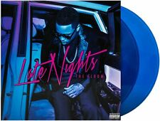 Jeremih – Late Nights The Album Exclusive Limited Edition Blue 2x Vinyl LP
