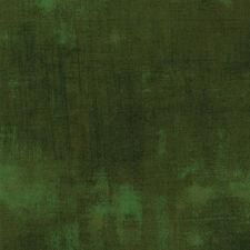 Grunge Basics Forest Christmas Green 30150 366 Basic Grey Moda Quilting Cotton