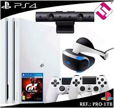 Sony PlayStation 4 Pro 1TB Consola de Sobremesa - Blanca