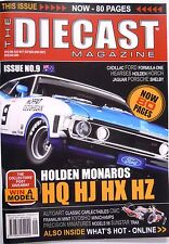 Diecast Magazine #9 Bathurst Biante Classic Ford Holden Porsche Jaguar Shelby