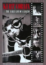 USED (VG) Cobain, Kurt - The Early Life Of A Legend (special Edition DVD/CD Set)
