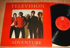Television-ADVENTURE-LP UK 1978