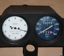 New Moto Guzzi Tachometer VEGLIA replica white face SP Lemans 850 1000 V7 Sport