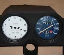 New Moto Guzzi Tachometer VEGLIA replica white face SP Lemans 850 1000 V7 Sport