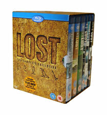 Lost: The Complete Seasons 1-6 Blu-ray NEW