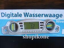 Digitale zwei in eins Wasserwaage, elektronische Wasserwaage mit vielen Extras