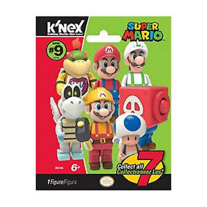K'Nex Super Mario Series 9 Blind Bag Mini Figure NEW Toys In Stock
