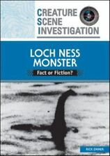 Loch Ness Monster : Fact or Fiction?-ExLibrary