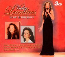 Vicky Leandros - Ich Hab Die Liebe Geseh'n [New CD] Germany - Import