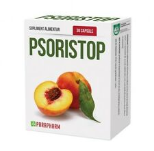 Apricot, milk thistle & gentian caps for healthy skin, for people with psoriasis
