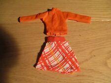 BARBIE /PETRA - abbigliamento 60/70 pezzi anni (Set 70)