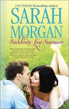 NEW SUDDENLY LAST SUMMER BY SARAH MORGAN PAPERBACK ROMANCE