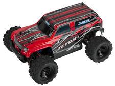 Traxxas Latrax Teton 4x4 Red Rtr +12VLader + Battery 1/18 Monster Truck Brushed