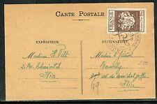 France - Carte de la journée du timbre de Nice en 1944  D 51