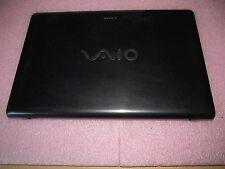 "Sony VAIO VPCEB VPC-EB Series 15.6"" LCD Back Cover *Black* 012-000A-3030"