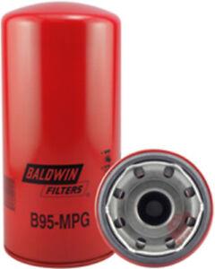Engine Oil Filter Hastings B95-MPG