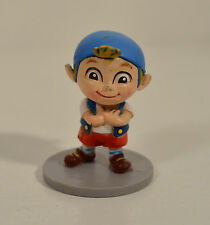 "2011 Cubby 2"" PVC Action Figure Disney Jake and the Neverland Pirates"