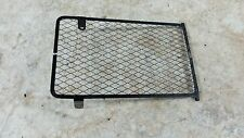 99 Kawasaki EN 500 EN500 C Vulcan radiator cover grill screen guard