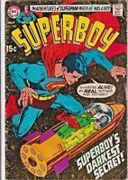 SUPERBOY#158 FN 1969 DC SILVER AGE COMICS