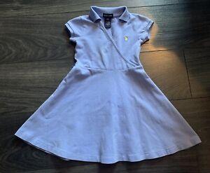 Ralph Lauren Polo Dress 3/3T slightly worn out