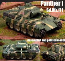 WWII German Panther I Sd.Kfz.171 mark 223 1/72 tank diecast Panzerkampf model