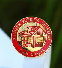BROOCH     icon, pioneer Florida Museum ,, ,, ,,