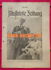 BERLINER ILLUSTRIRTE ZEITUNG 1923 Nr. 50: Eskimos