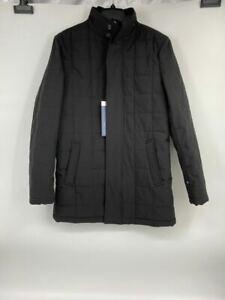 New Cardinal of Canada mens Sz M black coat jacket puffer U575