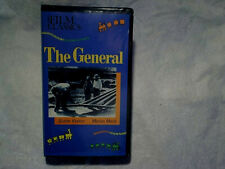 The General Buster Keaton Vhs Movie,1926 b&w,marion mack,glen cavender,joe keato