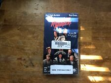 Radioland Murdersl VHS