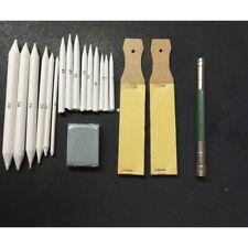 20 PC mezcla muñones y tortillions Set con S Conjunto DE CIGARROS BLENDER kuou 24 paquete de arte