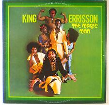 """12"""" LP - King Errisson - The Magic Man - B3181 - RAR - washed & cleaned"""