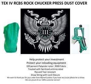 RCBS ROCK CHUCKER Reloader Dust Cover (ESG)