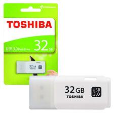 32GB Toshiba TransMemory USB 3.0 Flash Drive USB 3.0 Memory Stick - 32GB