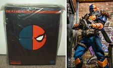 Deathstroke Mezco One:12 Collective Action Figure MIB DC Slade Wilson batman