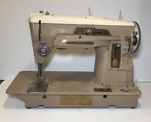 Singer Sewing Machine Model 403A - Powers On ~ Untested