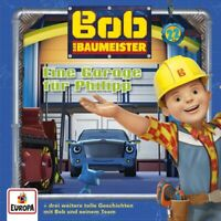 BOB DER BAUMEISTER - 022/EINE GARAGE FÜR PHILIP   CD NEW