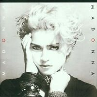 "MADONNA ""MADONNA"" CD REMASTERED NEUWARE"