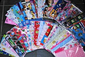 Gift Wrap - Paper & Tags - Kids - Cute - Occasions - 69 Different types