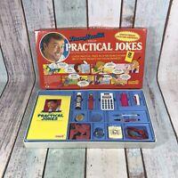 Vintage Jeremy Beadles Box Of Practical Jokes 1980s 1989 Complete RARE
