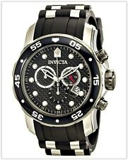 Invicta Men's 17879 Pro Diver Analog Display Swiss Quartz Black Watch
