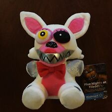 MANGLE Walmart Exclusive Five Nights at Freddy's PLUSH WAVE 2 NO BOW TIE RARE