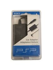 Official SONY Car Adapter for PSP PlayStation Portable