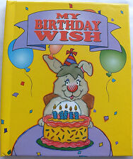 My Birthday Wish - A Personalized Book All About The Birthday of Your Child