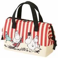 Skater Moomin Family Moomintroll Cooler Bag Lunch Bag Bento KGA1 From Japan