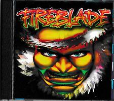 Fireblade (Compiled by DJ The Stallion)  CD / NEU+UNGESPIELT-MINT!