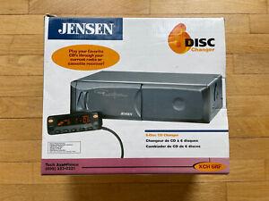 Brand New in Box, Jensen 6 Disc CD Changer / XCH 6RF