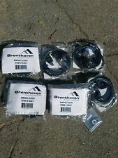 Brenthaven 4401 Adjustable Head Swivel Lock lot of (6)