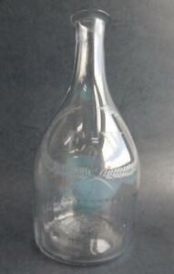Georgian Blown Glass Decanter Carafe Wine Spirits Bottle 1790s